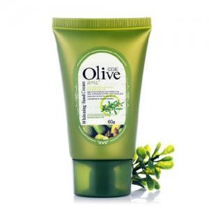 Creme Nutrition Intense Mains au Karite et Huile d'Olive Anti dessechement Anti Age