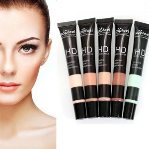 Anticernes HD Camouflage Correcteur Imperfections Teint Lumineux