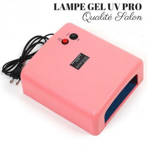 Lampe UV 36W Professionnelle Manucure Gel Ongles Qualite Salon