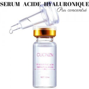 Serum Acide Hyaluronique Pur Anti-Rides Combleur Raffermissant Anti-Age Lissant