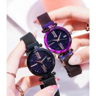 Montre Crystal Roman Magnetic