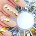 Nail Art & Pierres Bijoux