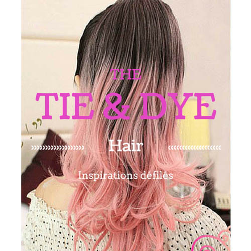 extensions cheveux raide tie dye delave colore kylie look rose clair. Black Bedroom Furniture Sets. Home Design Ideas