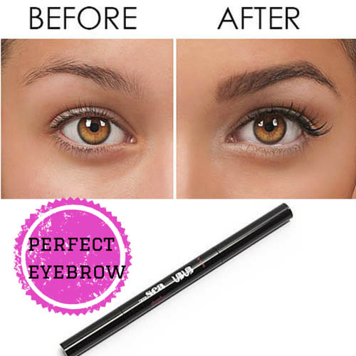 crayon a sourcils longue tenue mineral waterproof eyebrow makeup brow time. Black Bedroom Furniture Sets. Home Design Ideas