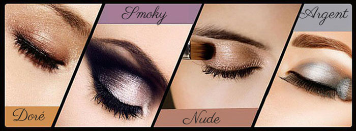 palette 9 fards a paupieres ombres irisees glitter paillette makeup 4. Black Bedroom Furniture Sets. Home Design Ideas